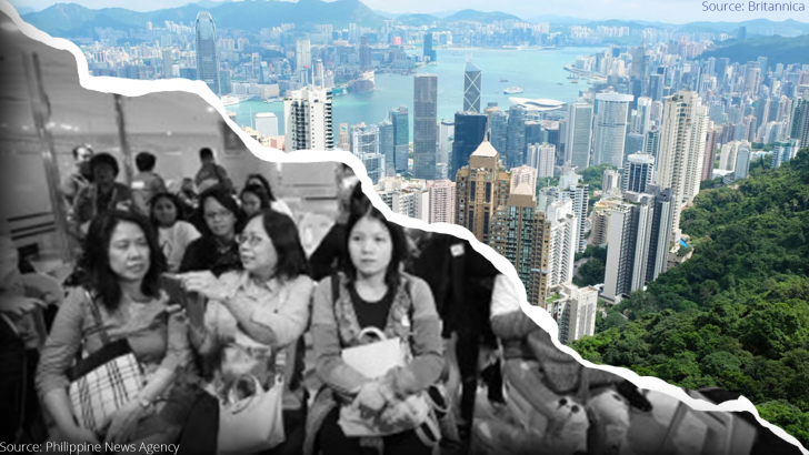 Help nowhere for stranded OFWs bound to Hong Kong