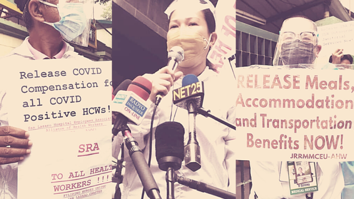 'We waited for nothing' | Fight for due benefits is also a struggle for justice – health workers