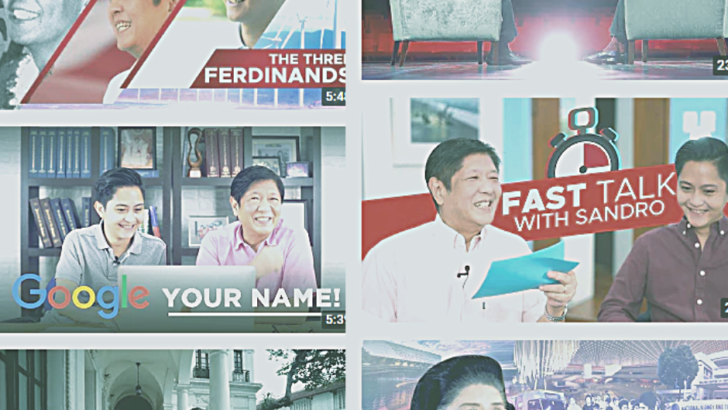 My channel, my rules? The dictator's son's attempts at whitewashing the horrors of martial law
