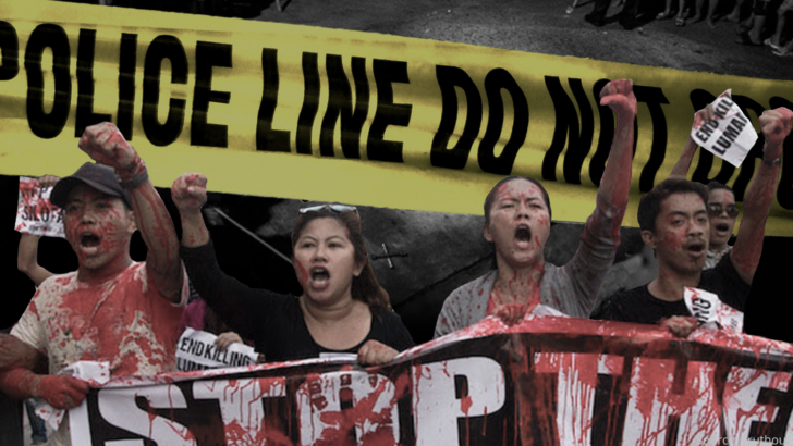 Global campaign urges UN to take action on human rights violations under Duterte