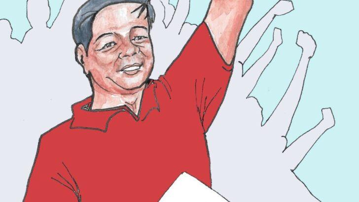 Ka Bong Labog, the workers' senatoriable