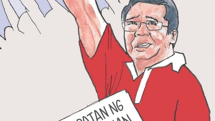 Neri Colmenares and the fight he has been waging all his life